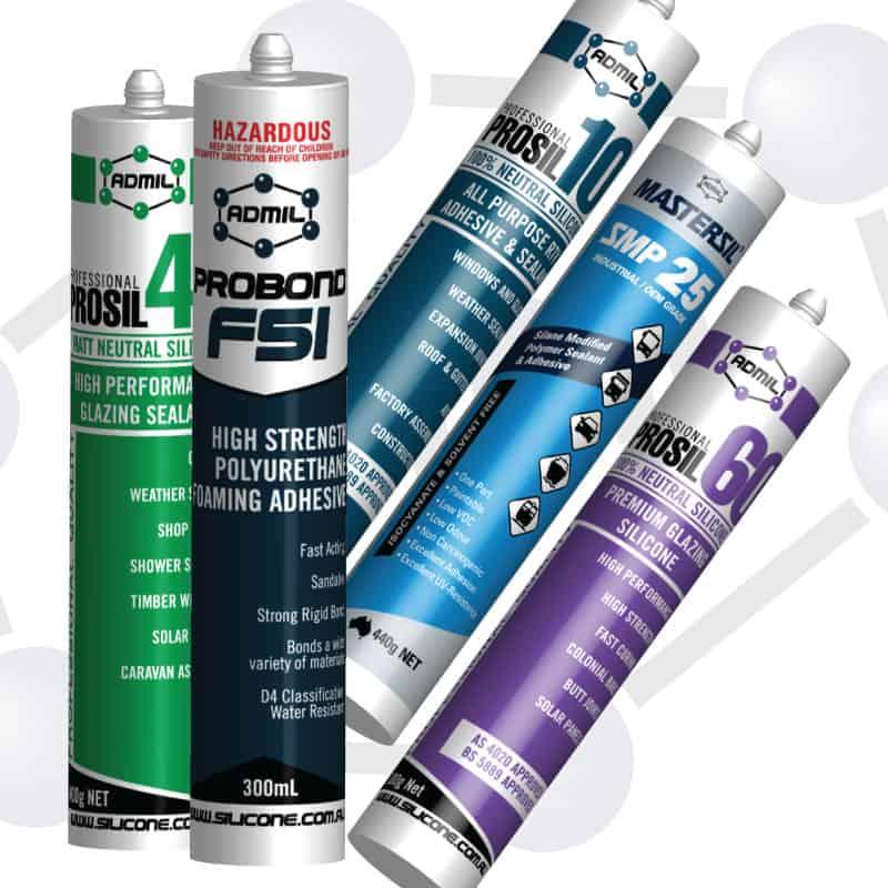admil adhesives & sealants